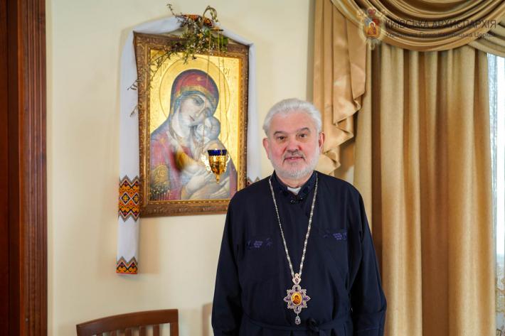 «Перебуваючи у своїх домівках - продовжуємо бути Христовою Церквою», - єпископ Йосиф Мілян