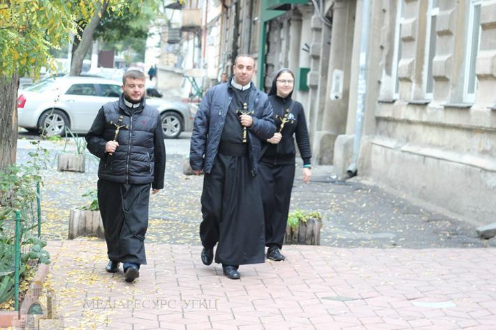 В Одесі вперше відбулася свята місія