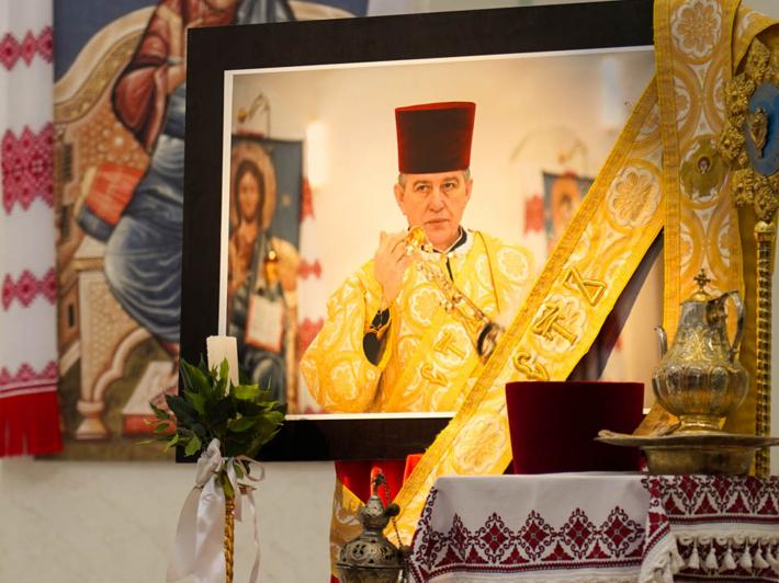 Глава УГКЦ на похороні протодиякона Михайла Продиуса: «Він назавжди увійде в історію нашої Церкви як диякон трьох патріархів»