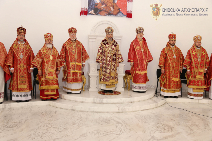 Постанови Шостої сесії Синоду Єпископів Києво-Галицької Митрополії УГКЦ