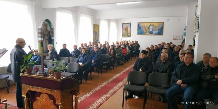 Регенти Бучацької єпархії пройшли навчання у Дяківсько-катехитичній академії імені свмч Григорія Хомишина