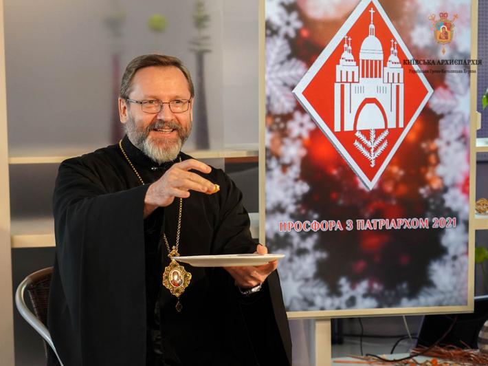 Фото: Пресслужба Київської архиєпархії