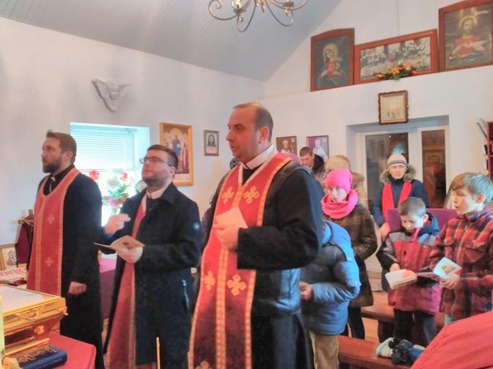 В Іванівці на Одещині відбулася місія
