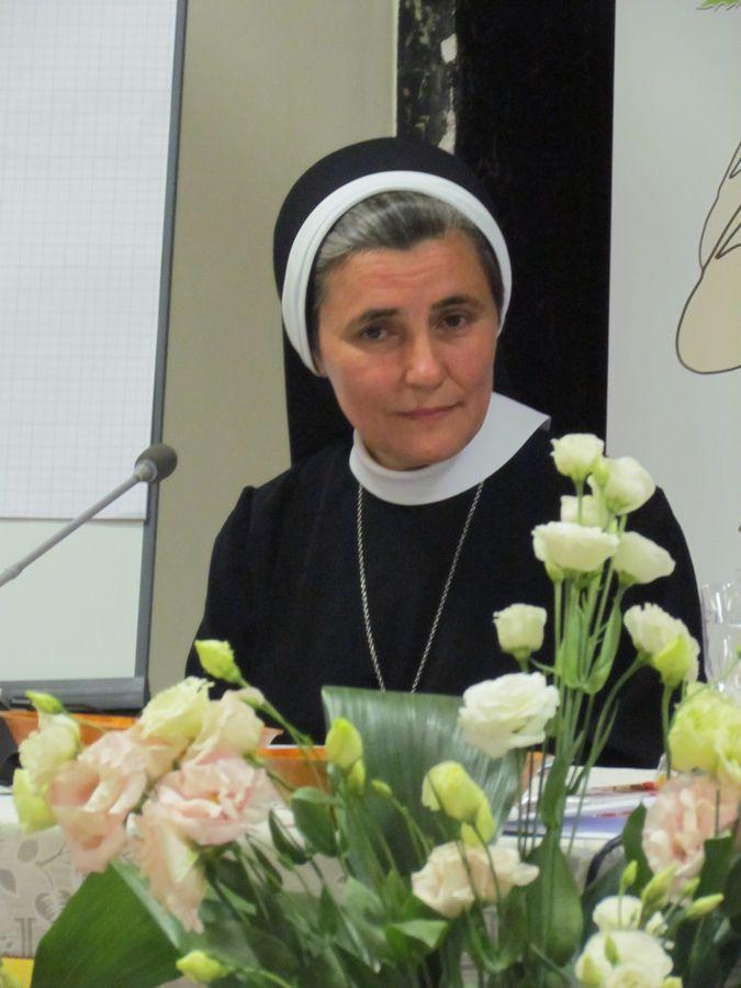 У Римі обрали архимандриню сестер Чину святого Василія Великого