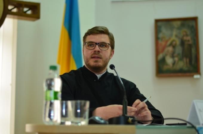 «Наша мета — мати єдине законодавство УГКЦ в Україні та поза її межами», — о. Андрій Танасійчук