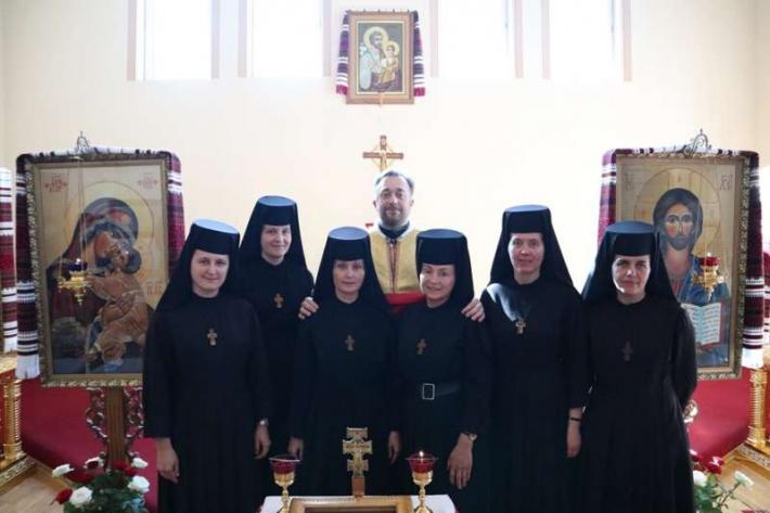 Блаженніший Святослав привітав сестру Єлисавету Бігун з нагоди її обрання настоятелькою Згромадження святого Йосифа ОПДМ