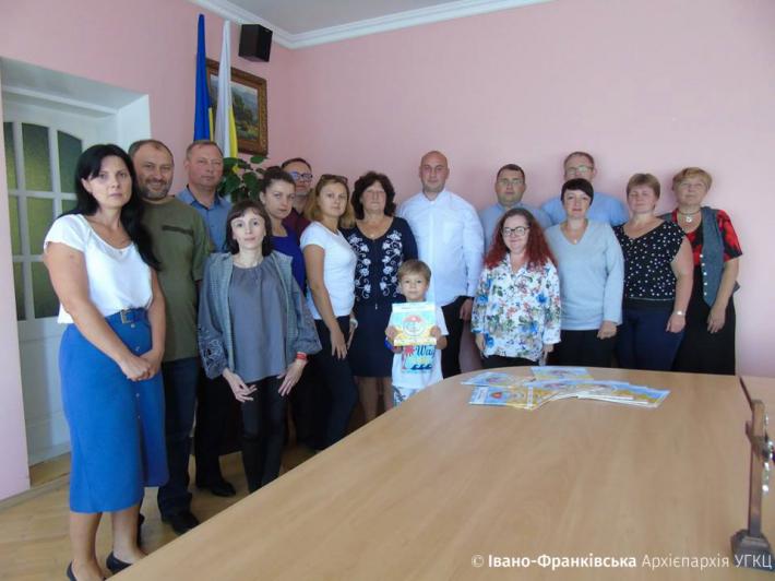 Представники Івано-Франківського Карітасу поділилися досвідом з керівниками осередків Карітасу Коломиї та Чернівців