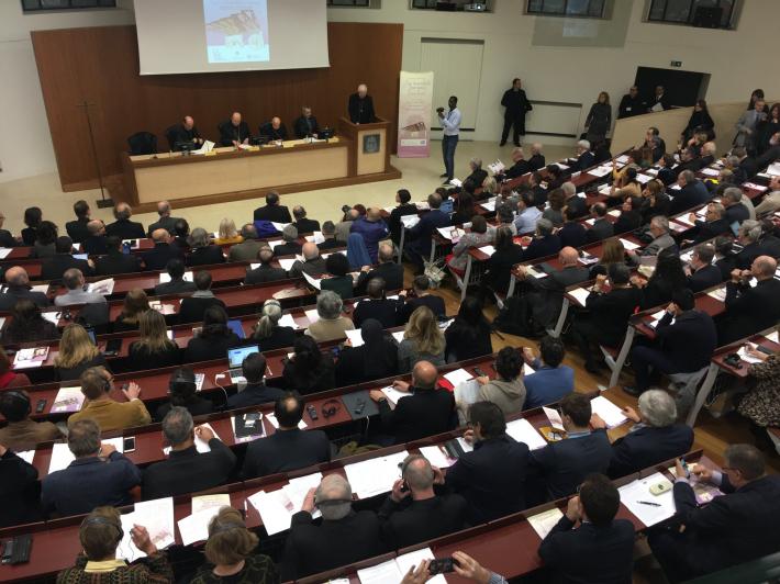 У Римі провели Міжнародну конференцію, присвячену питанню перетворення церковних споруд для світських цілей