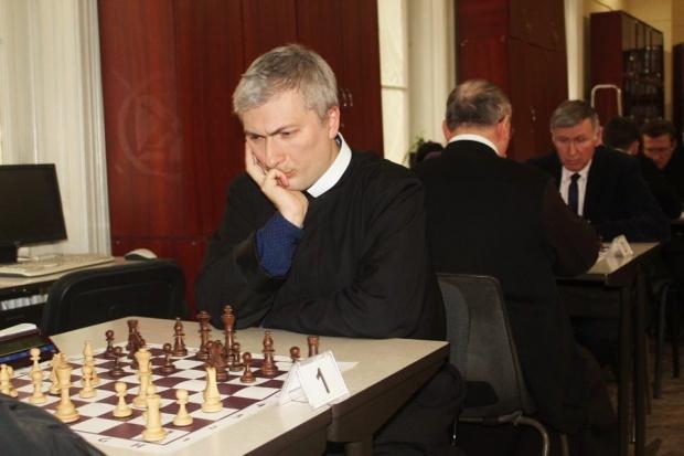 Ченці василіани взяли участь у Міжнародному турнірі з шахів серед духовенства