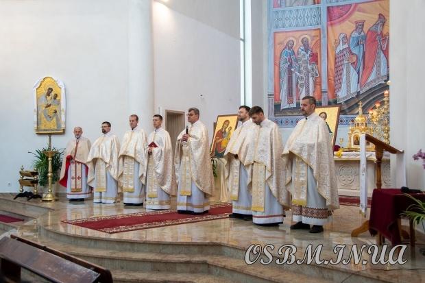 У монашій василіанській семінарії завершився навчальний рік
