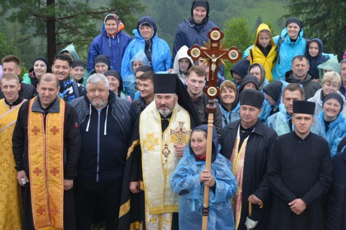 «Гору мучеників» у Коломийській єпархії проголошено місцем паломництва