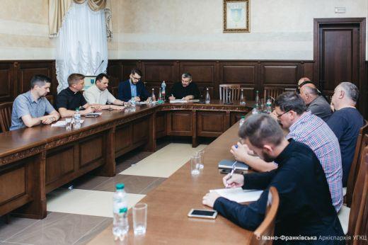 Івано-Франківська митрополія готується до Патріаршої прощі в с. Крилос
