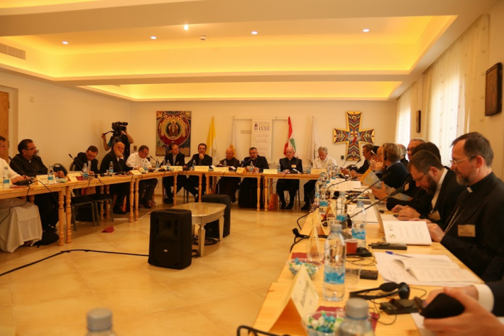 Про плекання культури зустрічі задля передавання віри говорили на Зустрічі Генеральних Секретарів Ради Єпископських Конференцій Європи