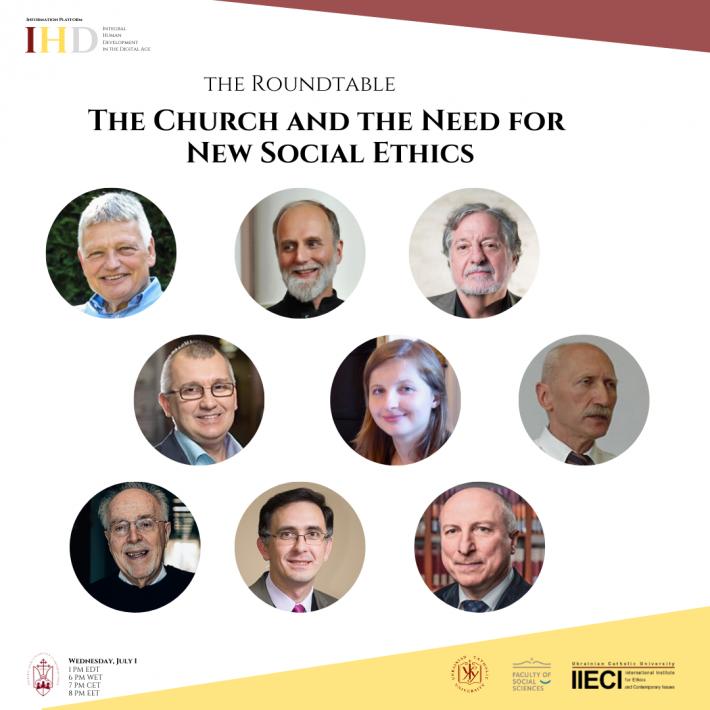 УКУ та Паризька єпархія організували круглий стіл «Церква та потреба нової суспільної етики»
