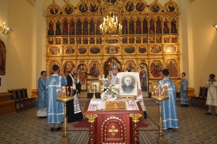 Сестри двох Згромаджень відзначили 100-річчя з дня відходу до вічності cлуги Божого о. Кирила Селецького