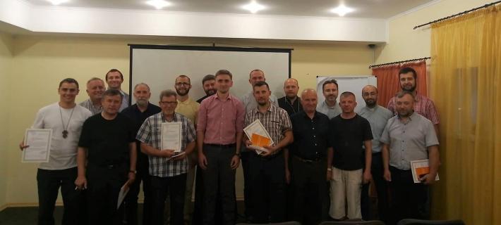 Священики Донецького екзархату УГКЦ дізналися всі тонкощі боротьби з недугою корупції