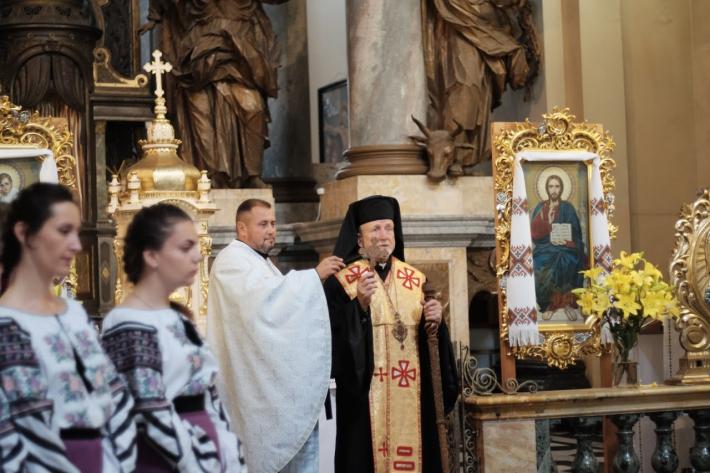 Понад тридцять колективів взяли участь у п'ятому фестивалі церковних хорів Сокальсько-Жовківської єпархії