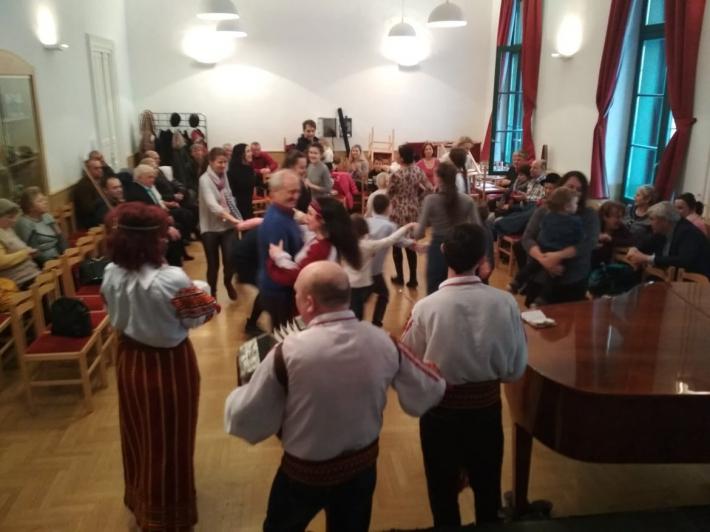 У парафії УГКЦ в Угорщині відбулися запусти перед постом