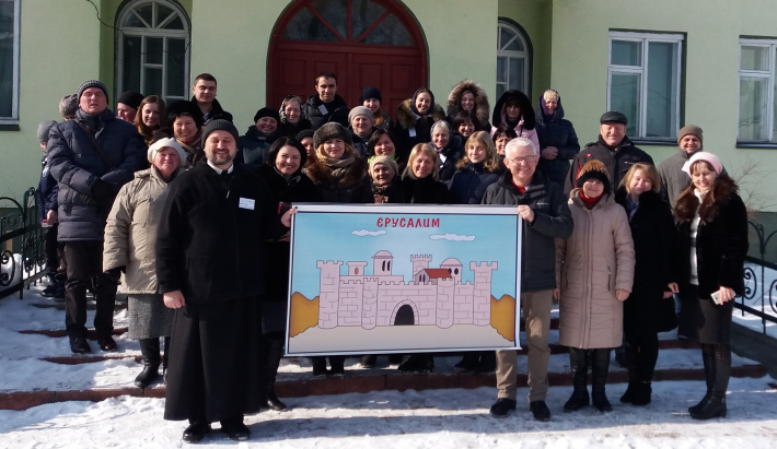 Для парафій Стрийської єпархії розпочато курс «Емаус»