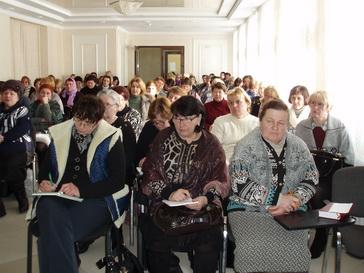 У Самбірсько-Дрогобицькій єпархії зустрілися лідери парафіяльних спільнот «Матері в молитві»