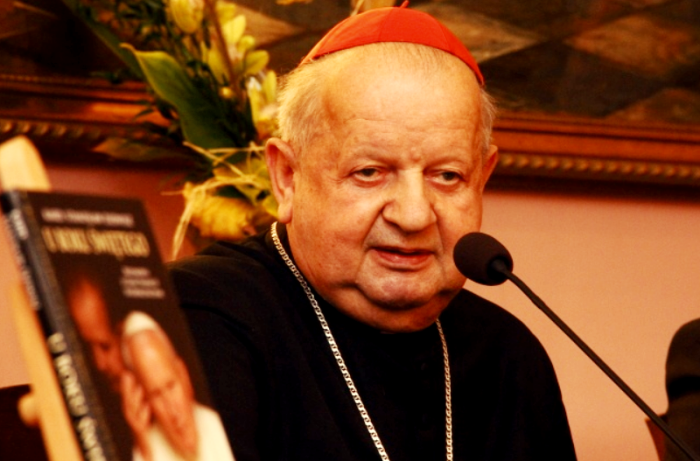 "Archbishop of Krakow: ""His Beatitude was a guide and master on pilgrimage journeys of John Paul II in Ukraine"""