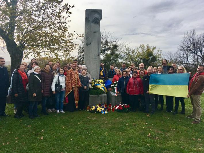 В Австрії поляки й українці молилися за взаємне прощення та вшанували загиблих