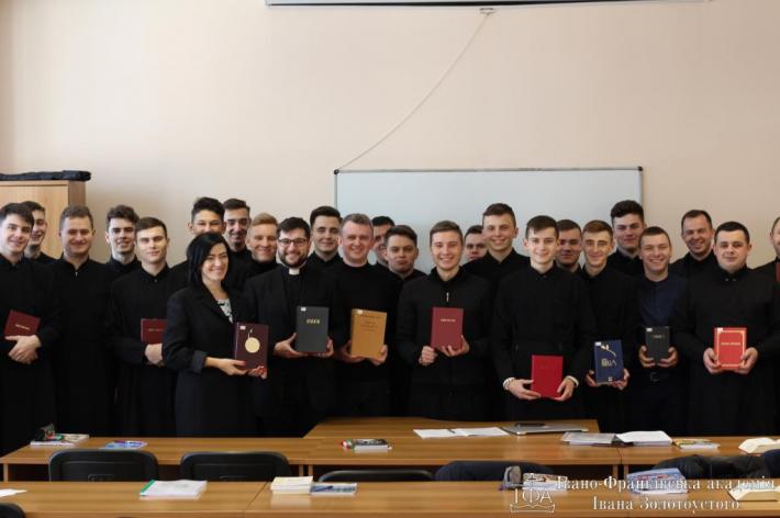 Івано-франківські семінаристи відзначили Всесвітній рік Біблії