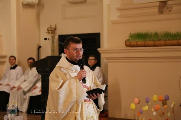 Блаженніший Святослав привітав владику-номіната Едварда (Каву) з призначенням Єпископом-помічником Львівської архидієцезії РКЦ в Україні