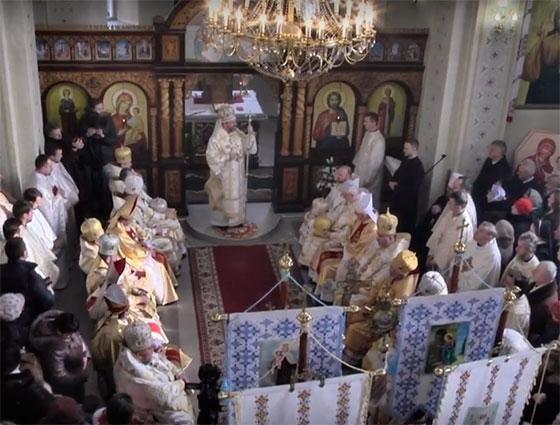 У Хмельницькому урочисто проголосили створення Кам'янець-Подільської єпархії УГКЦ
