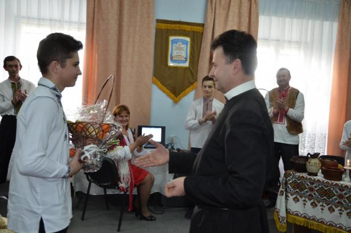 Учні Бучацького колегіуму стали лідерами всеукраїнських олімпіад