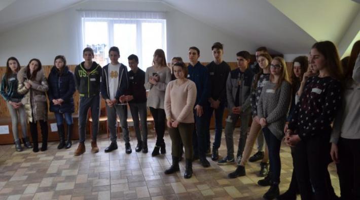 У Винниках відбулася зустріч Молодіжного салезіанського руху