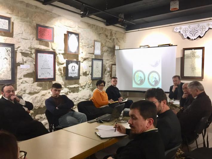 У Львові провели перше засідання робочої групи з підготовки святкування 150-літнього ювілею від дня народження о. Климентія Шептицького
