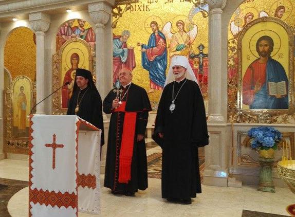 Митрополит Борис Ґудзяк став членом Конгрегації для Східних Церков