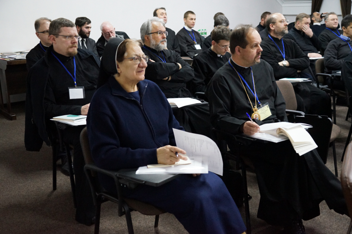 """Зустріч координаторів стратегії """"Жива парафія"""" — елемент творення єдності та сопричастя в нашій Церкві"""