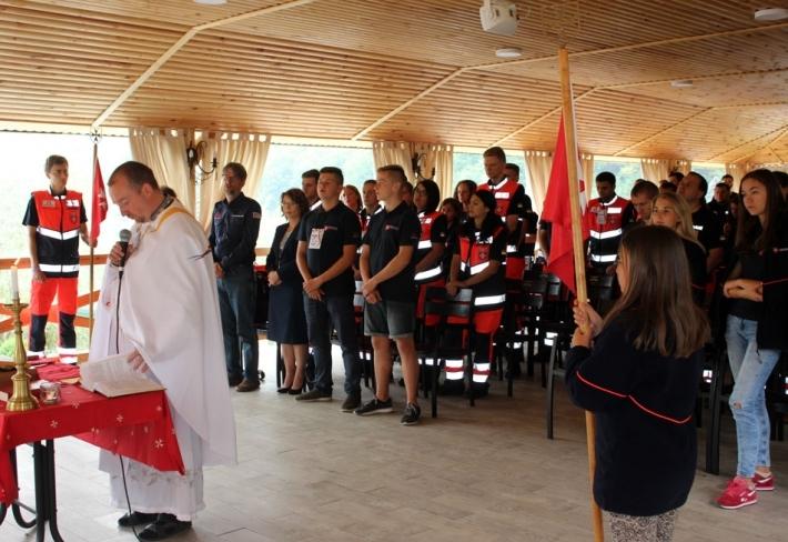 III Міжнародні Мальтійські маневри волонтерів-рятувальників провели в Кам'янці-Подільському