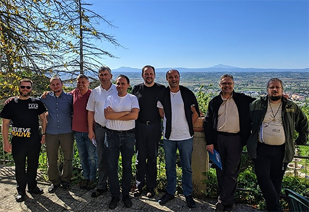 В італійському місті Кортоні триває З`їзд Європейської конференції редемптористів