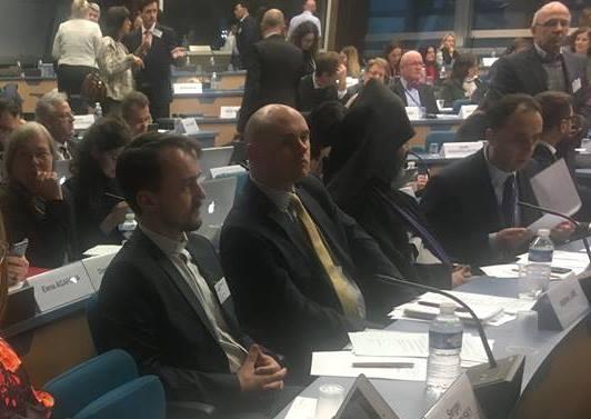 Представник УГКЦ узяв участь у зустрічі з питань релігійного виміру міжкультурного діалогу в Раді Європи у Страсбурзі
