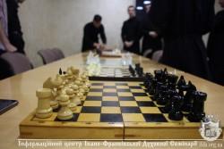Івано-франківські семінаристи взяли участь в шаховому турнірі