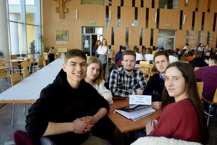Першокурсники презентували свої соціальні ідеї на Інтеграційній сесії УКУ 2020