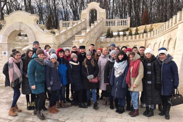 Молодь зі Львівщини переймала досвід аніматорства в Зарваниці