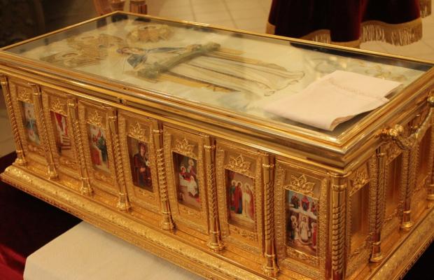 У львівському соборі Святого Юра буде виставлено для почитання унікальну реліквію