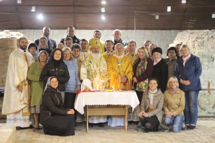 Волинські греко-католики вшанували пам'ять Івана Богослова
