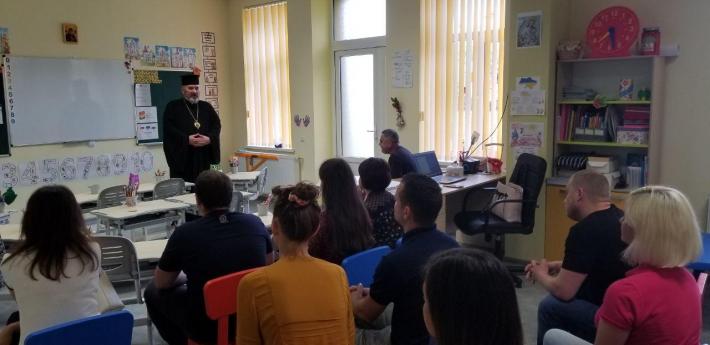 Вісімнадцятеро дітей піде в перший клас до Коломийської католицької школи