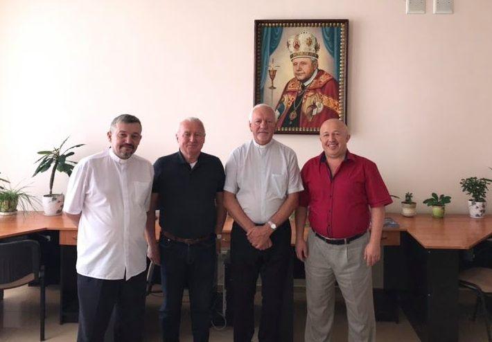 Академія Івана Золотоустого зустрічала гостей