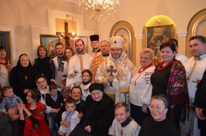 Сестри Згромадження Пресвятої родини в Чорткові відзначили своє свято