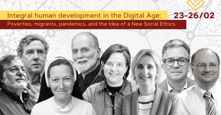 Міжнародну конференцію про нову соціальну етику в час пандемії проведуть онлайн