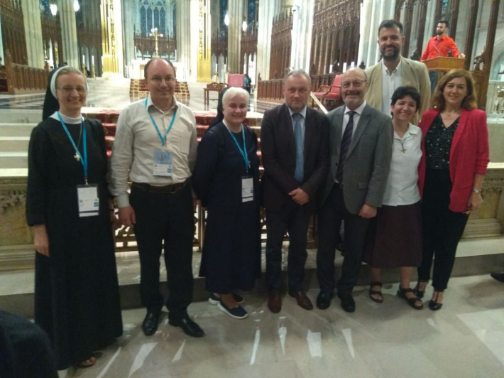 Представники Комісії у справах освіти та виховання взяли участь у Світовому конгресі «Educatio Si»
