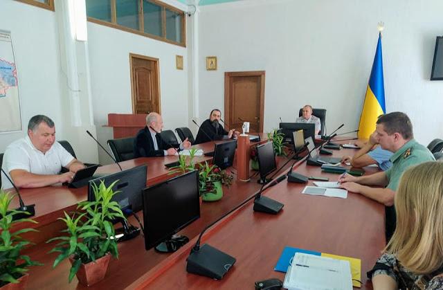 В апараті ДКВС Міністерства юстиції відбулося засідання робочої групи Душпастирської ради з питань релігійної опіки у пенітенціарій системі України