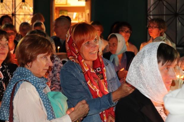 У Луцькому монастирі святого Василія Великого пройшла молитовна проща за узалежнених