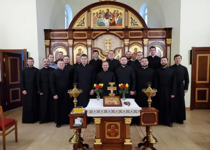 Спільнота капеланів Львівської архиєпархії взяла участь у реколекціях